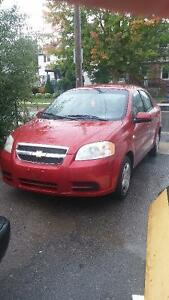 2007 Chevrolet Aveo Emission tested 2000 OBO