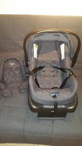 onBoard 35 siege poupon; Infant Car Seat Safety 1st
