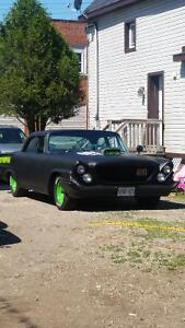 62 chrysler rat rod look all new great shape