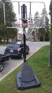 free basketball net (needs new backboard)