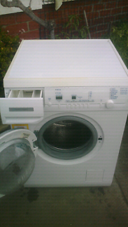 FISHER &PAYKEL FRONT LOADING WASHING MACHINE, CAN DELIVER