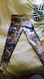 Assorted Black Milk Clothing leggings and dress