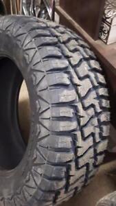NEW!!! 33X12.50R22 - 33 12.50 22 - RUGGED TERRAIN tires! - set - HD878