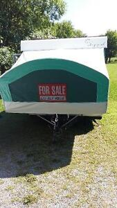 1007 Clipper tent trailer for sale Cornwall Ontario image 8