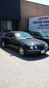 2005 Jaguar S-TYPE 3.0 Sedan -  Black On Black