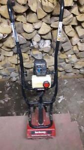 Yard works rotitiler