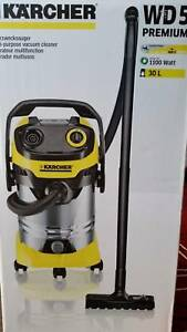 Karcher WD5 Premium Wet & Dry Multi-Purpose 30L Vacuum Cleaner Maroubra Eastern Suburbs Preview