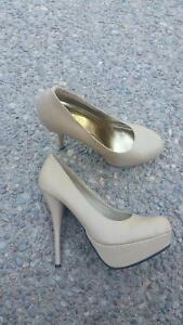 Excellent Condition Nude heels