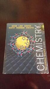 Chemistry the central science 13th ed.