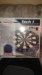 ELECTRONIC DART BOARD MAN CAVE GAME ROOM