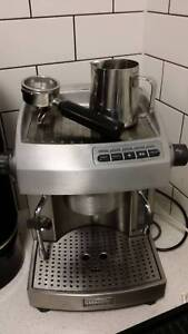 Coffee machine cafe coffee home garden gumtree australia coffee machine sunbeam cafe series including automatic grinder fandeluxe Images