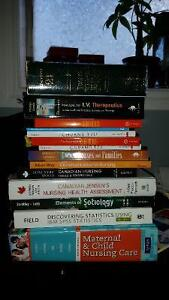 Nursing textbooks university of alberta program