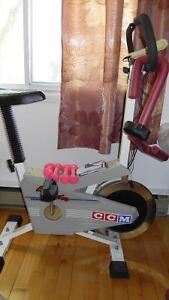 CCM Exercise Bike with Computer
