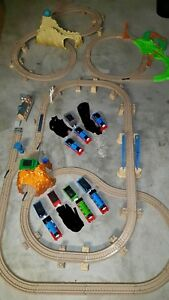 Thomas, Gordon, Edward, Henry trains with Tracks Aspley Brisbane North East Preview