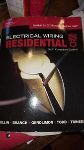 Residential Wiring textbook for basic level one electrical Peterborough Peterborough Area image 1