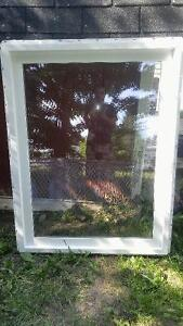 """36""""x48"""" picture window"""