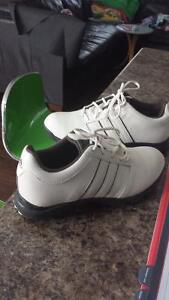 Brand new Adidas golf shoes