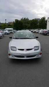 2002 Pontiac Sunfire Sedan