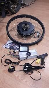 Moteur-roue/ hubmotor pour vélo électrique