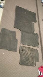 ford F-150 full coverage floor mats.