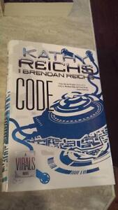 2 Kathy Reichs' Books from the series Virals London Ontario image 2