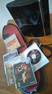old sony ps3 stuff, games, and more.