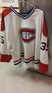 Montreal Canadiens Authentic Away Jersey