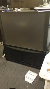 46 inch RCA rear projection