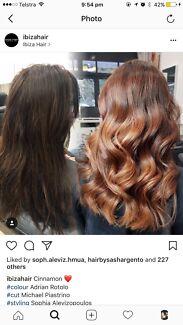 Hair models wanted