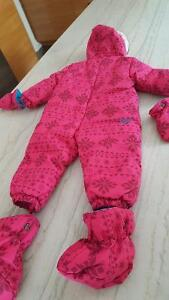 Gusti - Girl's Snow Suit, 24m West Island Greater Montréal image 2