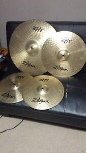 Sabian B8's and Zildjian ZHT's .. $350 for all