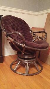 Wicker chair - reduced price!