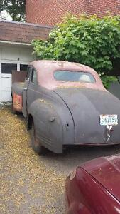 """1941 Dodge """"Business man"""" Coupe for restoration MUST GO!"""