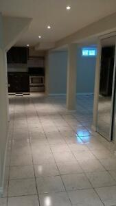 3 bedroom basement apartment near Square one in Mississauga