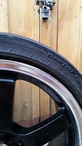 17inch Universal OZrims and Dunlop tires Cambridge Kitchener Area image 4