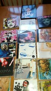 The Madonna Collection Cds & Dvd