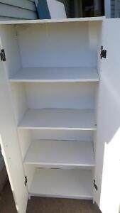 Chairs and Shelving units