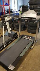 2 Treadmill machines for sale
