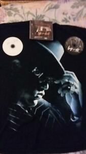 NOTORIOUS BIG CD & T-SHIRT life after death