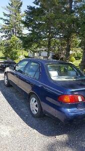1998 Toyota Corolla-lots of new parts