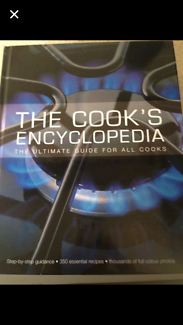 Cook book never been used