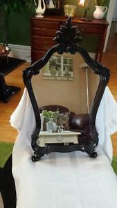 Beautiful Antique Mirror / Refinished