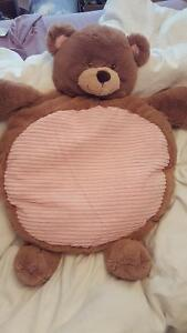 Brand new Teddy Bear Play Mat, pink Peterborough Peterborough Area image 1