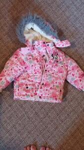 girls 18-24 month winter coat