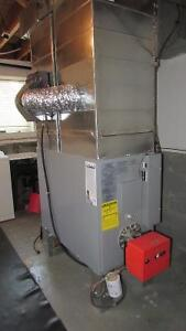 Oil Furnace - like new condition