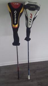 Taylormade R11S / Taylormade R5 Dual LEFT HAND Drivers