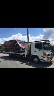 Brisbane north tow truck towing pine rivers & just north of the river