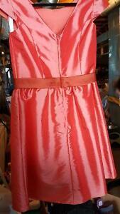 Orange dress..ladies (maid of honor/bridesmaids) Peterborough Peterborough Area image 4