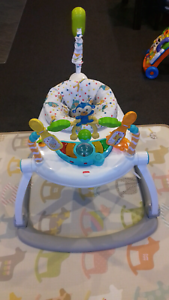 Used FisherPrice Spacesaver Jumperoo Ryde Ryde Area Preview