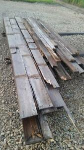 RECLAIMED BARN WOOD FOR SALE!